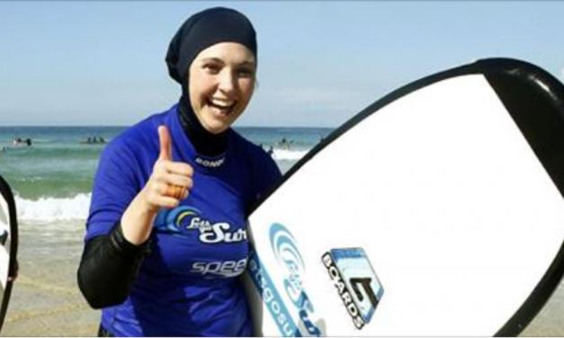 Anisa Buckley: Swim Sisters