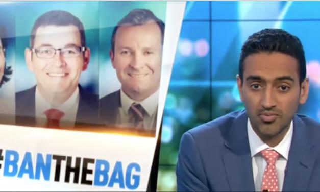Waleed Aly: Ban The Bag