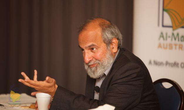 Australia-wide tour of Dr Khalid Zaheer