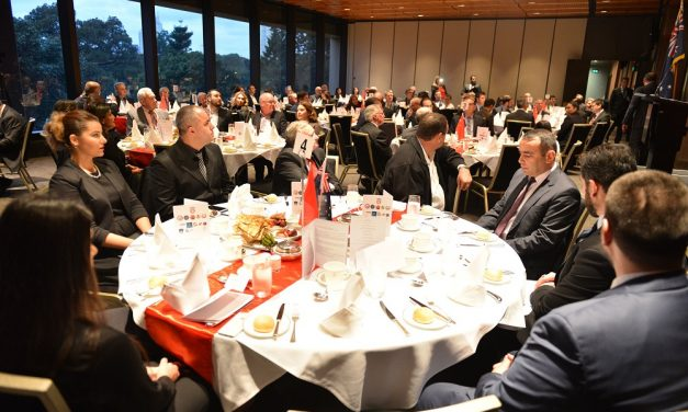 Turkish Community marks 50 years with a parliamentary Iftar