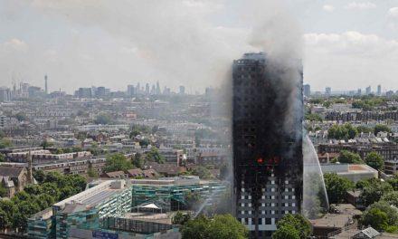 Thank God its Ramadan: Muslims save lives at London tower fire