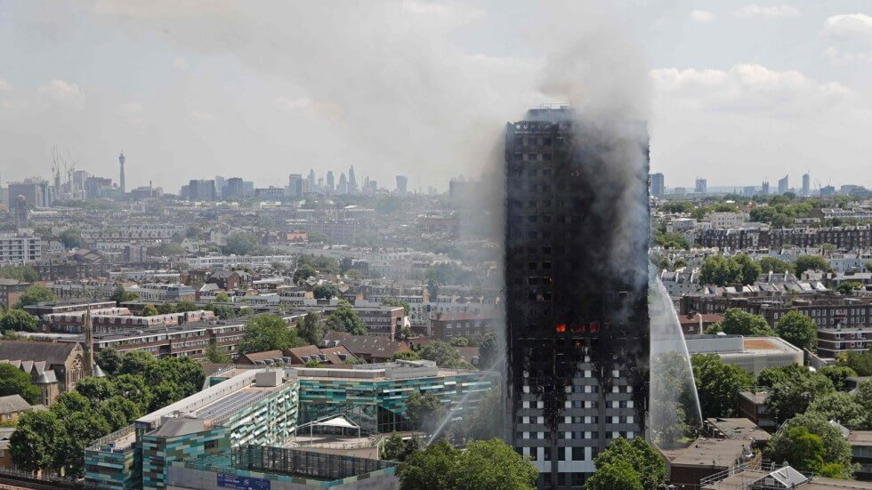 Thank God its Ramadan: Muslims save lives at London tower fire