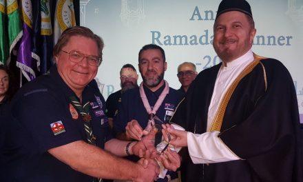 Muslim Scouts host Iftar Dinner