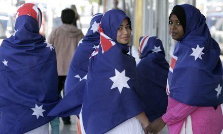 Muslims, the largest religious minority in Australia