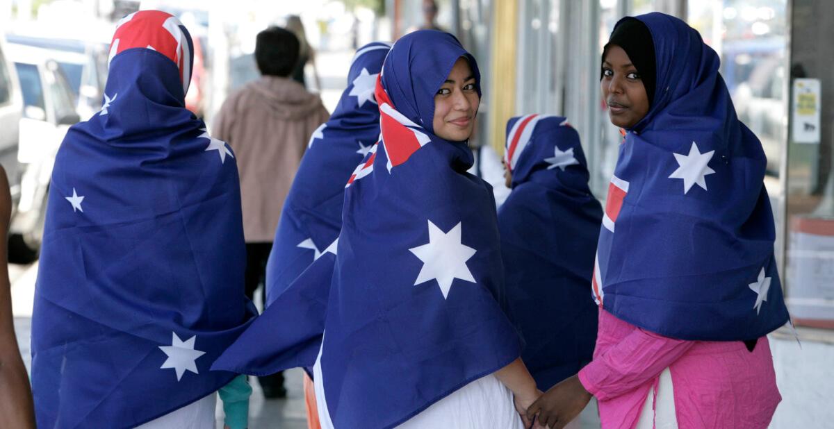Australian muslim singles