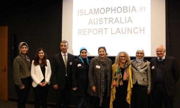 Islamophobia in Australia Report Launch