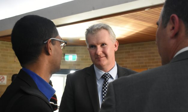 Tony Burke hosts Citizenship Forum in Lakemba