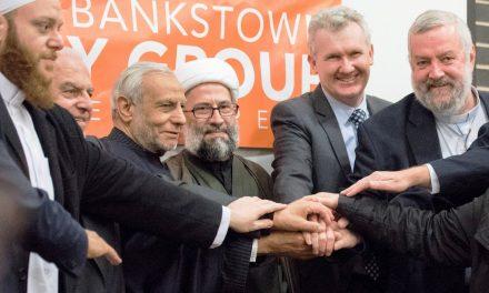 Interfaith gathering calls for religious tolerance