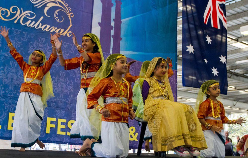 Family, feast and festivity at the Multicultural Eid Festival & Fair 2017