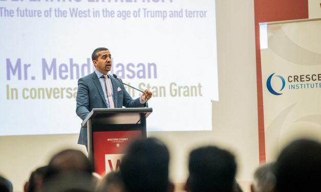Mehdi Hasan on defeating extremism