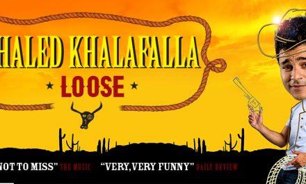 Comedian to Watch: Khaled Khalafalla