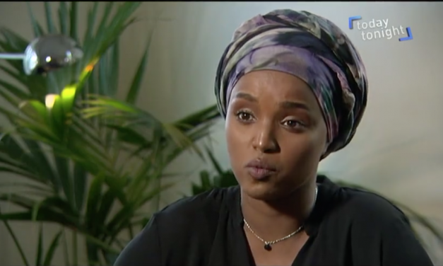 Haweya Ismail: Channel 7 Today Tonight