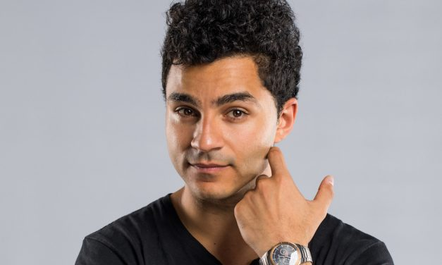 Khaled Khalafalla: The Comedy Store