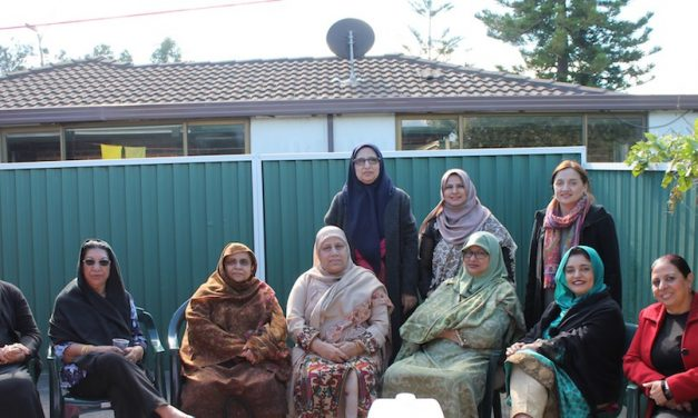 Sakinah holds seniors health session