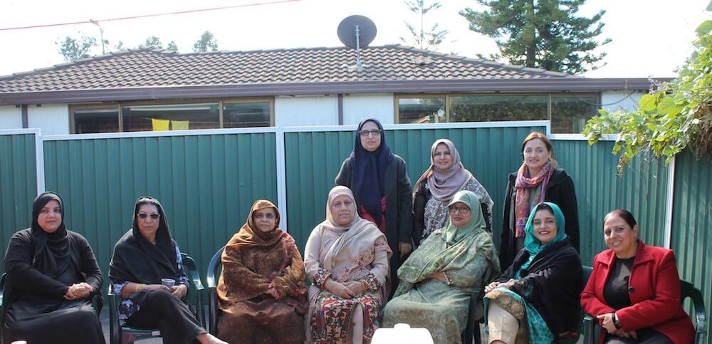 Sakinah holds seniors health session