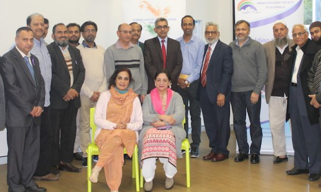 "ICSOA organises unique ""Consular Camp"""