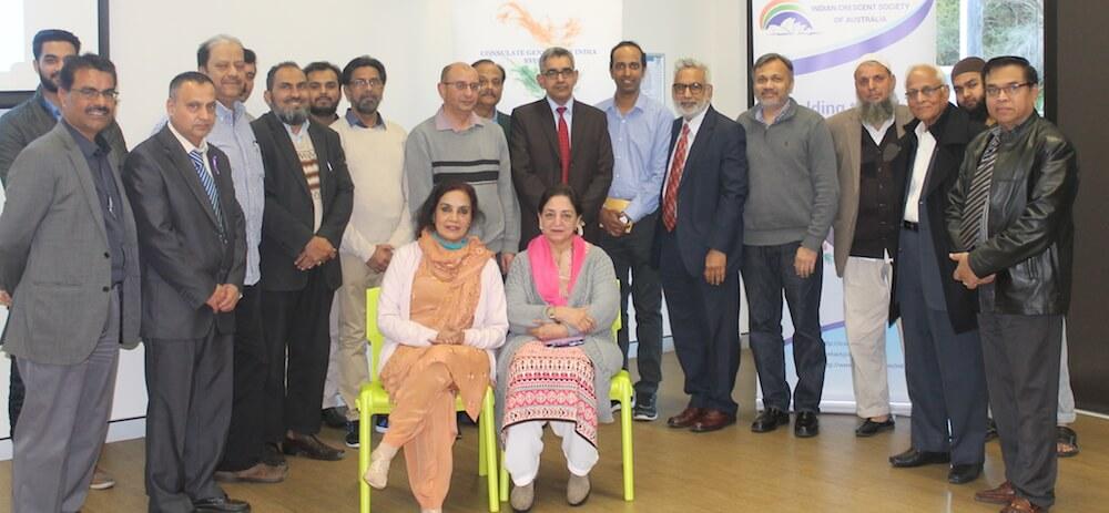 """ICSOA organises unique """"Consular Camp"""""""