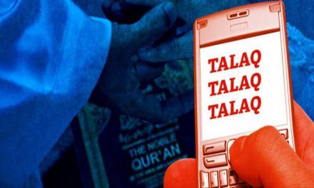 India abolishes instant Triple Talaq