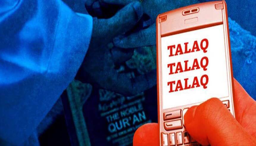 India government approves draft legislation banning instant triple talaq