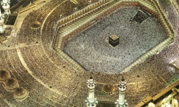 Over 2 million performing Hajj