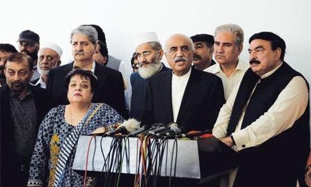 Nawaz Sharif disqualified to be PM of Pakistan