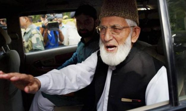 Geelani accuses NIA of witch hunt, threatens legal action