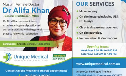 Multilingual Doctor Helping Multicultural Communities