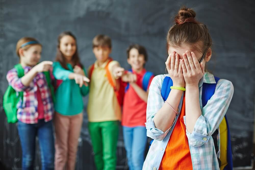 bullying in high school The federal government began collecting data on school bullying in among high school students, 155% are cyberbullied and 202% are.