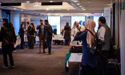 Launch of first Muslim Career Expo