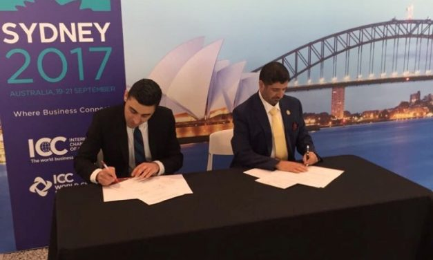 AACCI signs MoU with Sharjah at #10WCC