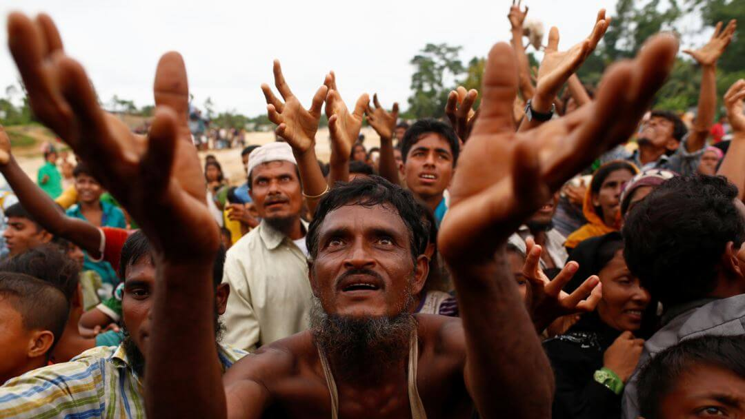 Rohingyas: Ethnic cleansing between all talk