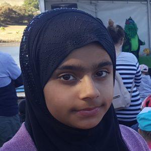 Sharmeen Ali
