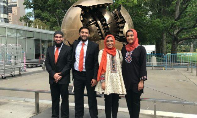 Four Pakistani Americans win prestigious Hult Prize