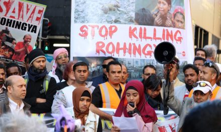 Rohingya crisis: all talk, no action