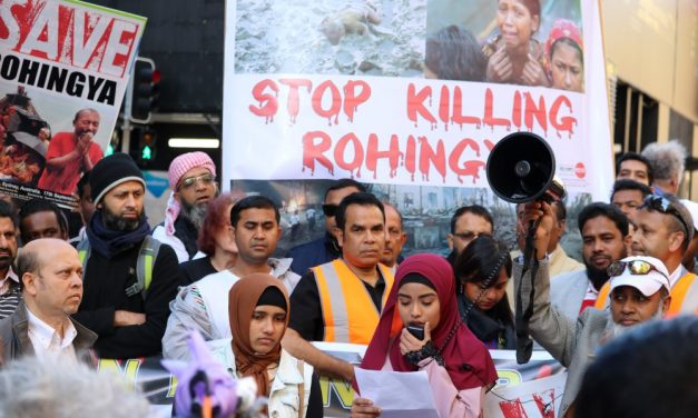 Rohingya crisis: all talk, no action