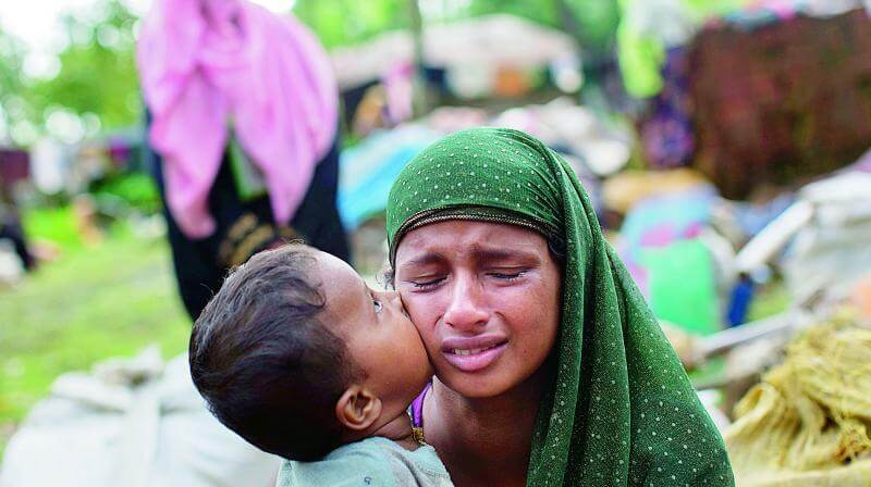 UN should provide safe haven for Rohingyas in Myanmar