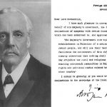 The Balfour Declaration: 100 years of conflict