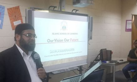 New lease of life for Islamic School of Canberra