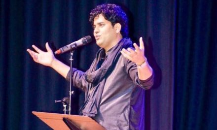 Imran Pratapgarhi captures Australian audiences