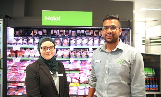 Woolworths goes halal