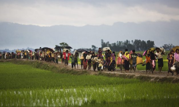 Demand for halt to ongoing genocide of Rohingyas