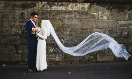 Wedding feature: Alvino and Adella