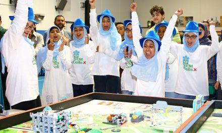 Unity Grammar at Robotics Finals