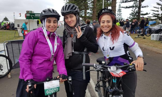 MS Sydney – Wollongong charity bike ride