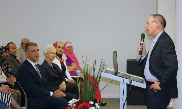 ISRA Open Day and Office Opening Ceremony