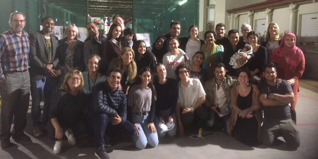 Jews and Muslims celebrate Sukkot