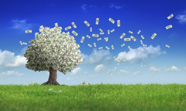 Does money grows from the trees in a foreign land?