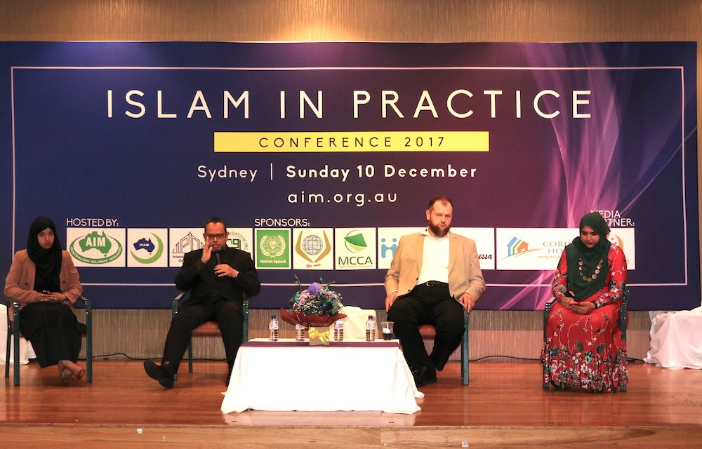 """""""Islam in Practice"""" conference showcases unity in diversity"""