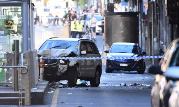 Our obsession with national security: Flinders St incident