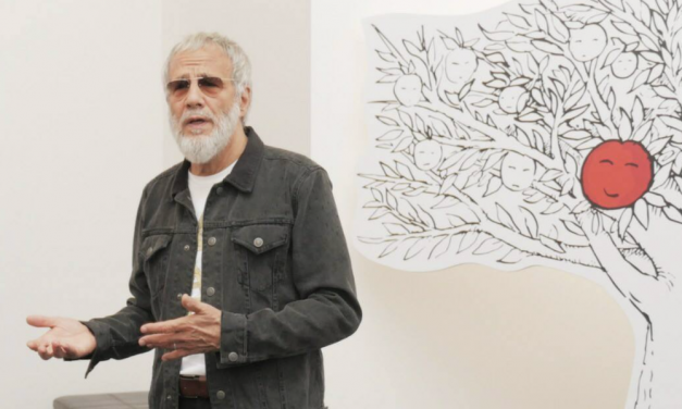 The Laughing Apple – Yusuf Islam exhibition at Islamic Museum